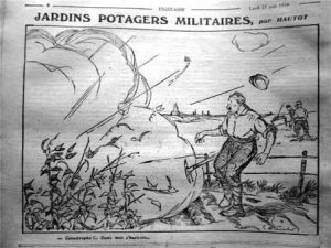 illustration-guerre-1915-georges-hautot-illustrateur-dessinateur