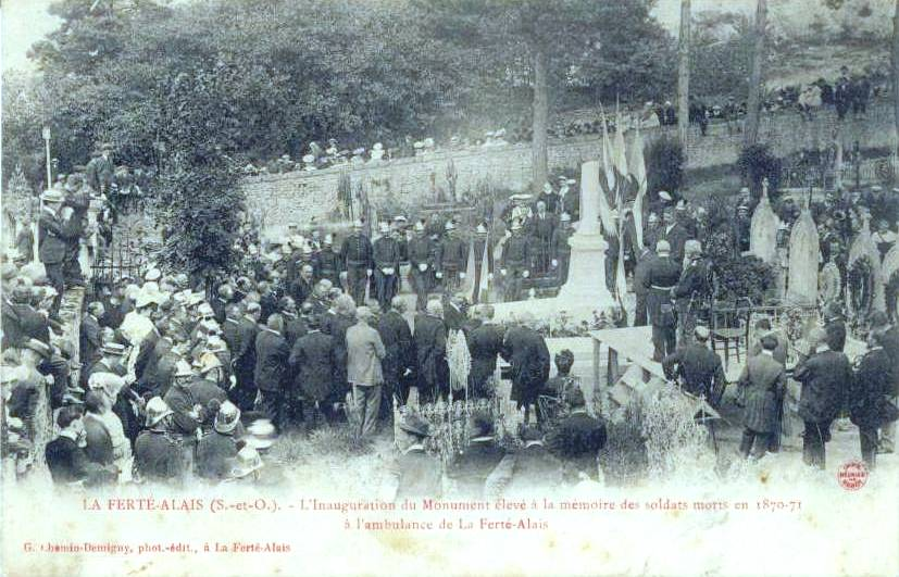 inauguration-monuments-1870-la-ferte-alais