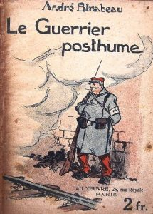 le-guerrier-posthume-ouvrage-georges-hautot-illustrateur-dessinateur