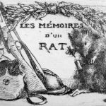 memoire-d-un-rat-ouvrage-georges-hautot-illustrateur-dessinateur