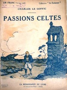 passions-celtes-ouvrage-georges-hautot-illustrateur-dessinateur